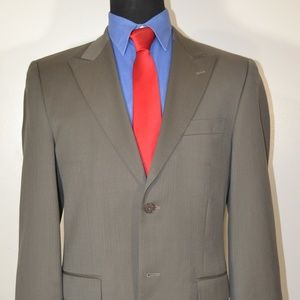 Jones New York 38R Sport Coat Blazer Suit Jacket